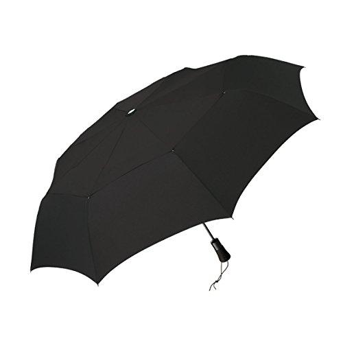 Mini Windproof Umbrella Lightweight Compact Portable Parasol Anti-UV Outdoor Folding Umbrellas for Men Women,Gray ZWYY Travel Umbrella