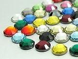 Piedras del Strass Hotfix de Preciosa SS10 (Colormix), 50 Piezas