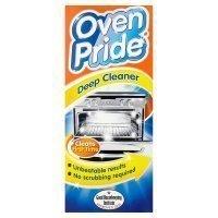 Kit completo de limpieza de horno de 500 ml, incluye bolsa para limpiar estantes de horno, 3 unidades