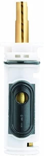 Moen 1222 单手柄 PosiTemp 水龙头墨盒更换 Moen 浴缸淋浴和淋浴仅配置黄铜和塑料更新