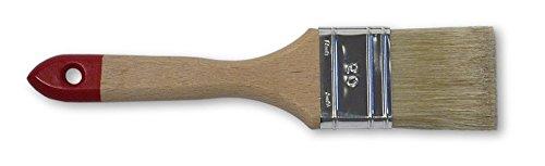 Color Expert 255040 Pinceau qualité professionnelle Manche bois verni Virole Fer Blanc N°40