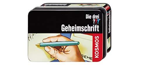 Image of KOSMOS 631024 - Die drei ??? Geheimschrift