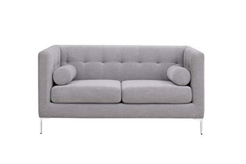 Amazon Marke -Movian Snuggler, Fabric, Grey, Modern