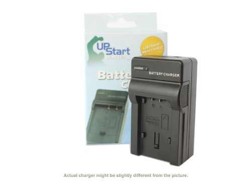 Replacement for Sony SLT-A58K Charger - Compatible with Sony NP-FM50 Digital Camera Chargers (100-240V)