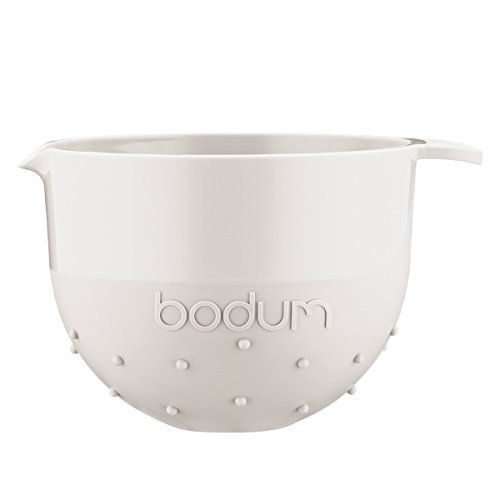 Bodum Bistro Ciotola Da Cucina, 1.4L, Color Crema, Antiscivolo, 11400-913B