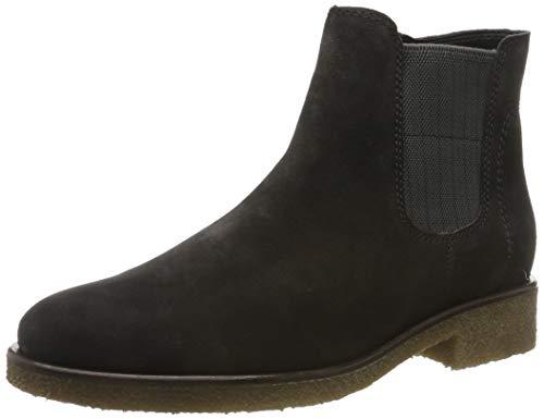 Gabor Damen Comfort Sport Stiefeletten, Grau (Dark-Grey (Micro) 39), 42.5 EU
