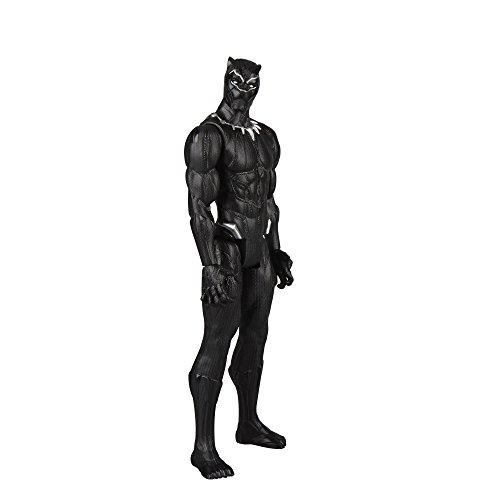 Figurine de la Panthère Noire de la Série Titan Hero Series - 1