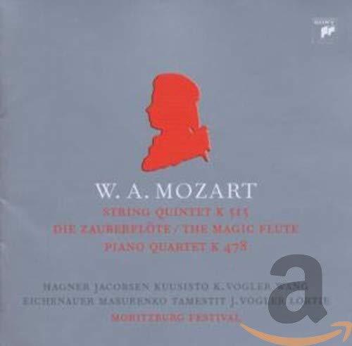 Quartet KV 478 / Quintet KV 515 / Die Zauberflöte