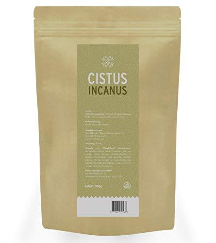 CISTUS INCANUS | 200g Zistuskraut | Premium Qualität zum fairen Preis