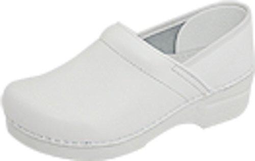 Dansko Women's Professional White Box Clog 8.5-9 M US