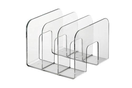 Durable 1701395400 Katalogsammler Trend (215 x 165 x 210 mm) 1 Stück transparent