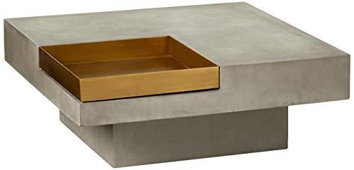 Sunpan MIXT Coffee Tables, grey