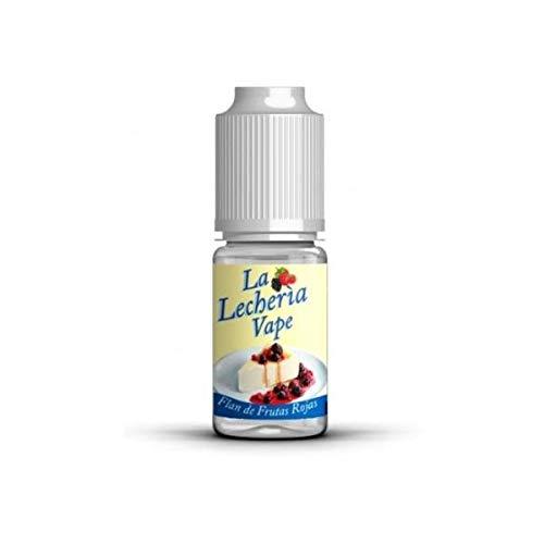 La Lechería Vape Aroma Flan de Frutas Rojas 10ml - DESCUENTO DE 2,50 EUROS EN CADA PRODUCTO ADICIONAL SOLO VENDIDO Y ENVIADO POR VENDEDOR VAPOR CENTER