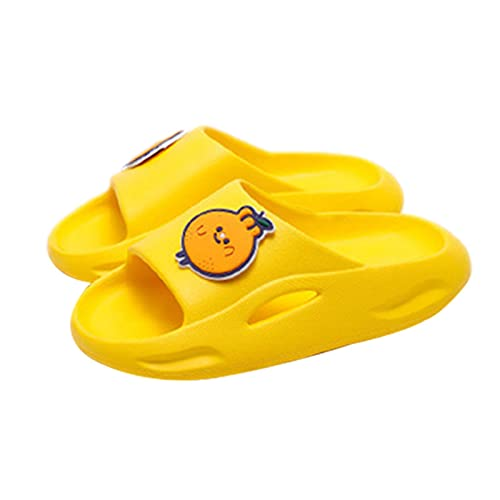 Niños ducha diapositivas niños niñas verano verano primavera y otoño niños lindo patrón sandalias y zapatillas sandalias playa piscina antideslizante deslizadora