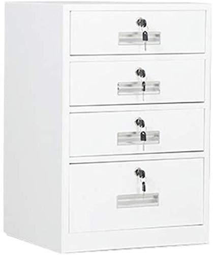 Office Opbergkast Bestand Grote Capaciteit Push-pull Ladekast Met Anti-diefstal Lock Volledig Gemonteerd