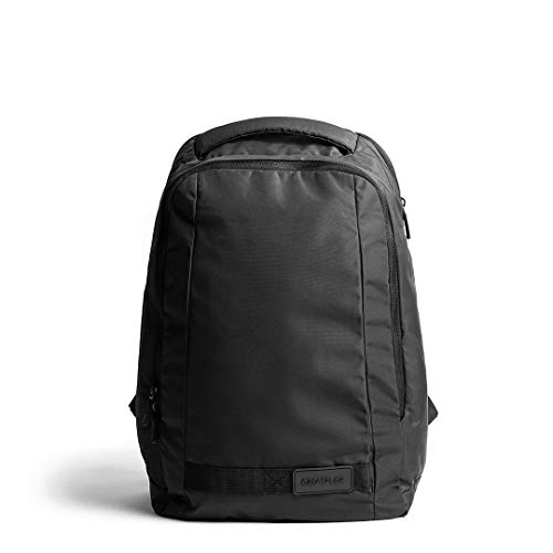 Crumpler Shuttle Delight Backpack Laptop Rucksack 15 Zoll Schwarz