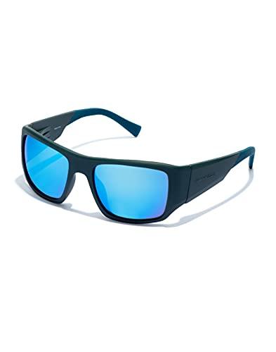 HAWKERS · Gafas de sol 360 para hombre y mujer · CARBON GREY · BLUE