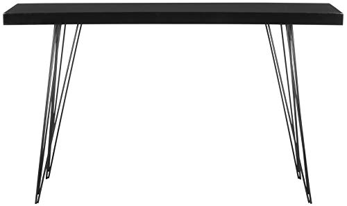 Safavieh Home Collection Wolcott Black Console Table