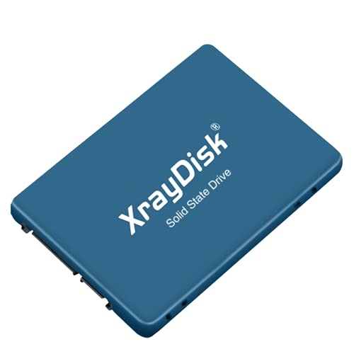 HD SSD Xraydisk 2.5 satsata3 ssd 120gb / 128gb / 240gb / 256gb / 480gb / 512gb / hdd disco rígido interno de estado sólido para portátil & desktop (120GB)