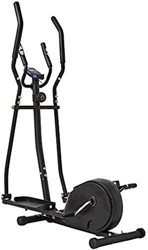 TXOZ Macchina ellittica Cross Trainer Cross Trainer Macchina ellittica Cross Trainer Cross Trainer 2 in 1 Allenamento Bike Cardio Fitness Casa Gym idoneità Magnetic Cardio