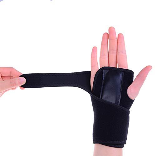 SianoS para Hombres y Mujeres espérmenes útiles esguinces de Artritis Vendaje ortopédico bracen de Pulsera Apoyo de la muñeca Férula de los Dedos Túnel carpiano Apoyo de la muñeca Apoyo