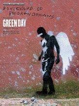 Green Day - Boulevard of Broken Dreams - P/V/G Sheet Music