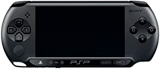 Sony PSP Playstation Portable E1004 - Black (Renewed)