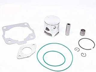 Maple leave Piston Rings Pin Bearing Kit For KTM50 SX PRO LC Adventure Junior Senior Mini KTM 50 Piston TOP END KIT