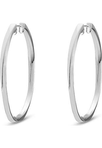 JETTE Silver Damen-Creolen 925er Silber One Size 85713477
