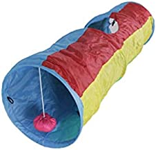 Trouble and Trix Bliss Cat Tunnel Toy,