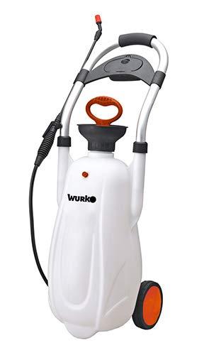 Wurko - Pulverizador con Ruedas 12 litros