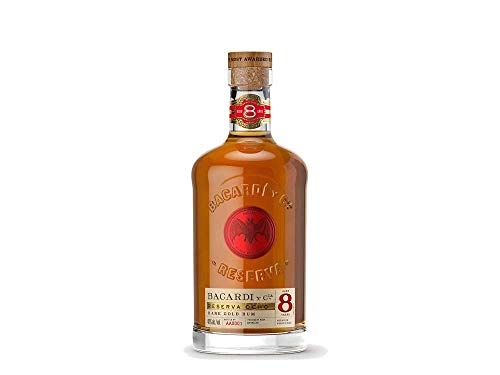 BACARDI RESERVA 8 ANOS Rum (1 x 0.7 l)