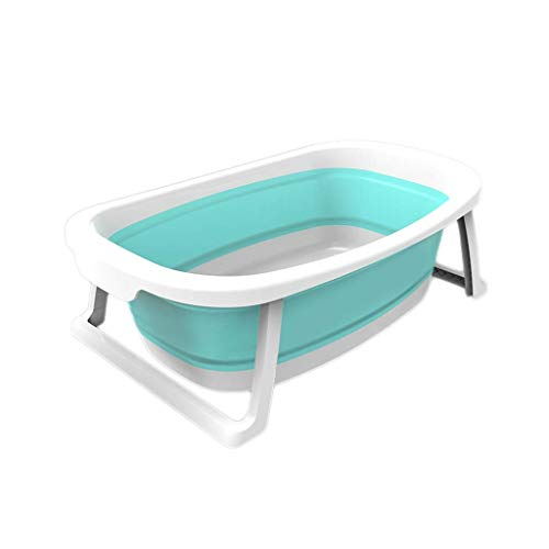Kids Portable Folding Bathtub,Baby Swimming Pool Large, Freestanding Corner Bathtub,Bathtub, Unique Design, 0-6 Years Old Baby, Best Gifts