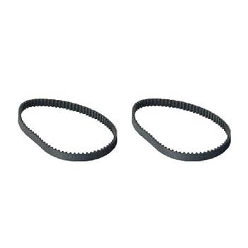 2 Pack Timing Belt for Hoover Vacuum Cleaner 440006361 FH51200 Carpet Washer