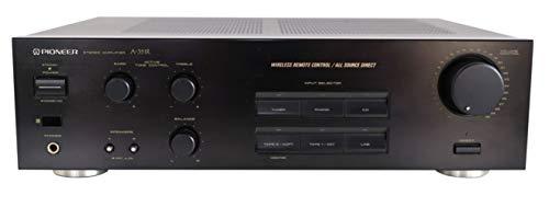 Pioneer A-351 R Stereo Verstärker in schwarz