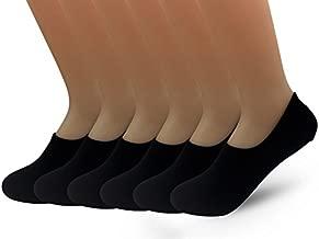 No Show Athletic Socks Sweat Wicking non Slip Socks for Men and Women