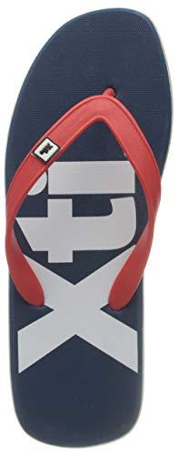 XTI Herren 49674 Zehentrenner, Rot (Rojo Rojo), 42 EU