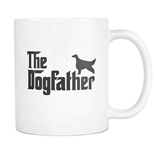 Taza de desayuno irlandés Setter regalo perro padre té taza café
