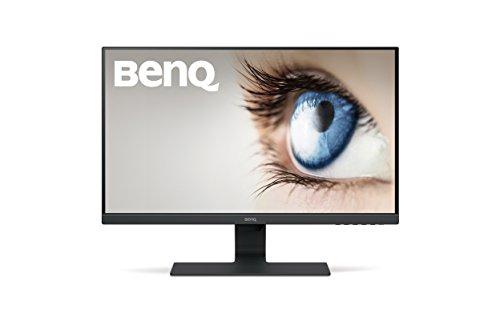 BenQ GW2780 Monitor LED Eye-Care da 27 Pollici, Pannello IPS Full HD, 1920 x 1080, HDR, Slim Bezel, Sensore Brightness, HDMI DP