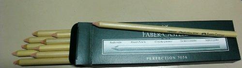 Radierstift rot 7056 Perfektion 9 Stück Faber-Castell 1 Sonder Edition