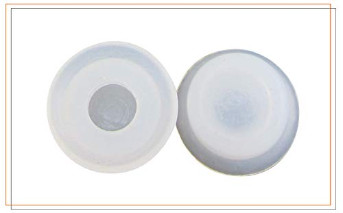 """""""Twin Pack: 2 GJS Gourmet Replacement Silicone Cap for Float Valve Compatible with Instant Pot DUO SV 60 (Sold in Costco)"""". These caps are not created or sold by Instant Pot."""