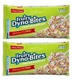 Malt-O-Meal, Fruity Dyno-Bites Cereal, Marshmallows, 35 Oz, Bag (Pack of 2)
