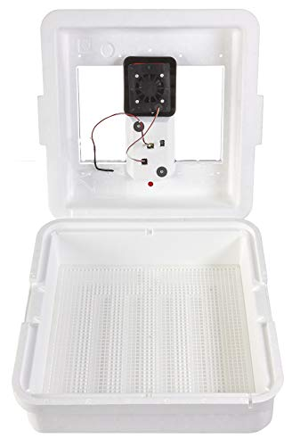 Little Giant White Miller Manufacturing Company 9300 Digital Still Air Incubator