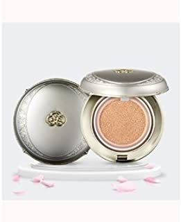 The History of Whoo Gongjinhyang Seol Whitening and Moisture Glow Cushion (spf 50+, pa++)_no.21 + [Sample Gift](並行輸入品)