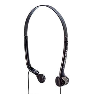 SONXTRONIC Xdr-8000 Vertical in Ear Ultralight Sport Running Headband Headphones