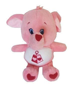 Care Bears Glücksbärchis Plüschtier für Kinder 28 cm (Rosa)