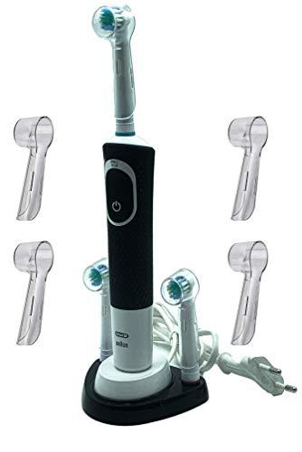Base Soporte Negro Porta Cepillo de Dientes Eléctrico para Oral B –...