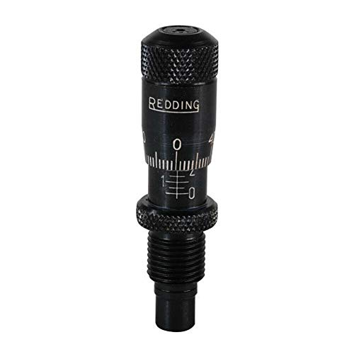 Redding Bullet Seating Micrometer W/VLD #7 Seat Plug