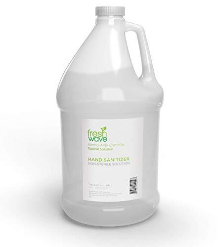 Fresh Wave 80% Alcohol Hand Sanitizer Liquid, 64 fl. oz.