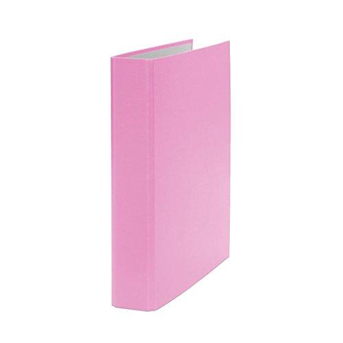 Ringbuch / DIN A5 / 2-Ring Ordner / Farbe: pink